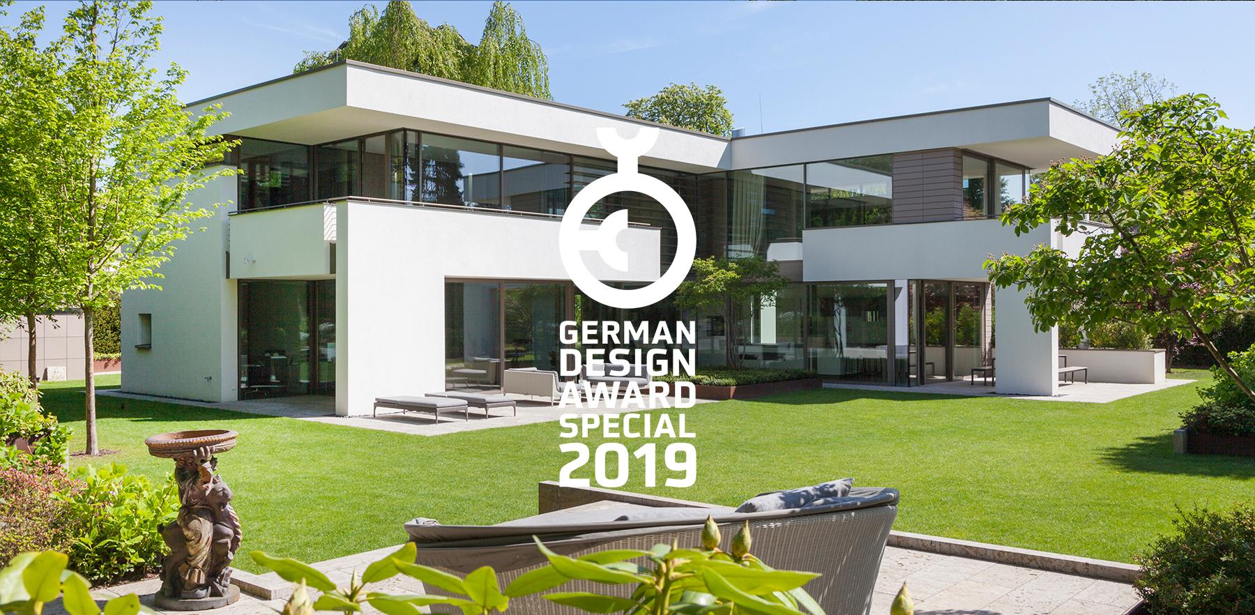 Double Award At The German Design Award 2019 Architekten