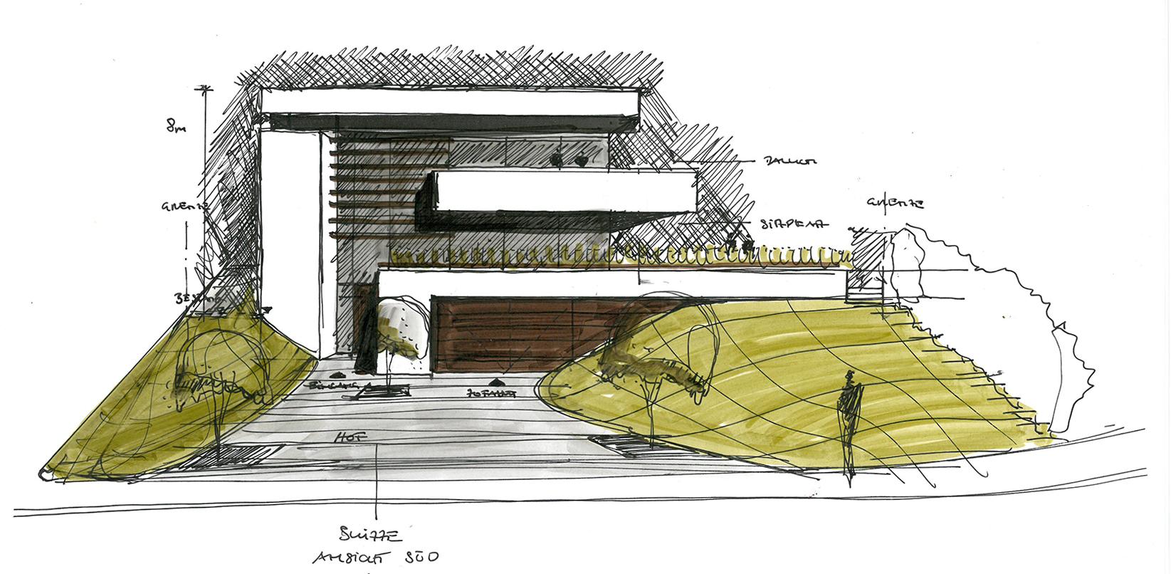 Architektur Wohnhaus Fuchs Und Wacker ~ Dekoration, Inspiration Innenraum und Möbel Ideen
