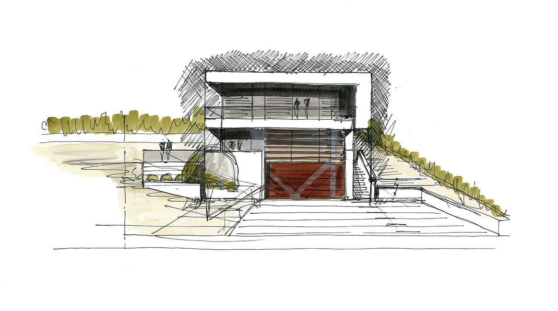 house cs - Architektur Wohnhaus Fuchs Und Wacker