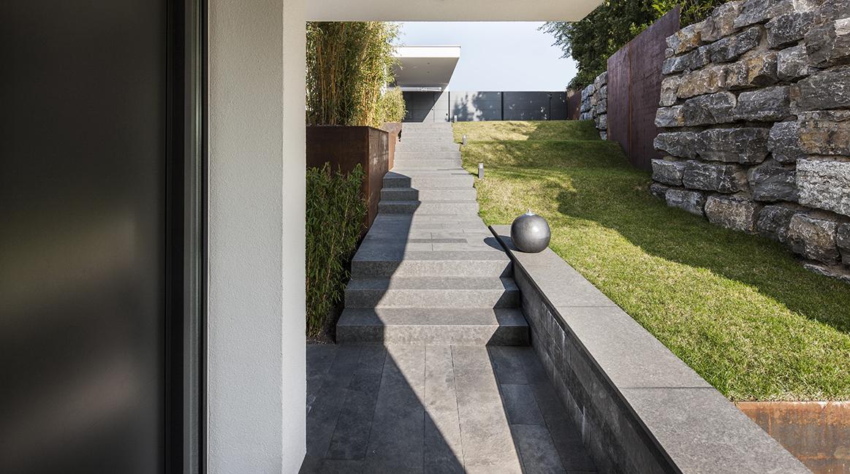 Haus jk architekten bda fuchs wacker for Gartengestaltung 20 qm