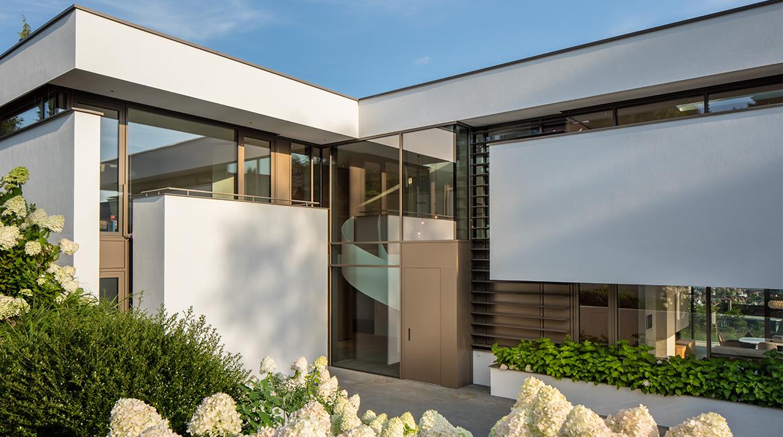 Haus fmb esslingen deutschland architekten bda fuchs wacker - Fmb architekten ...