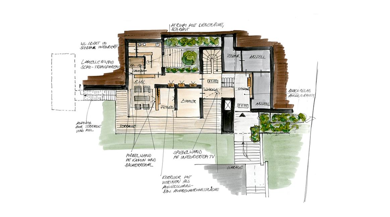 Architektur Wohnhaus Fuchs Und Wacker - [droidsure.com]