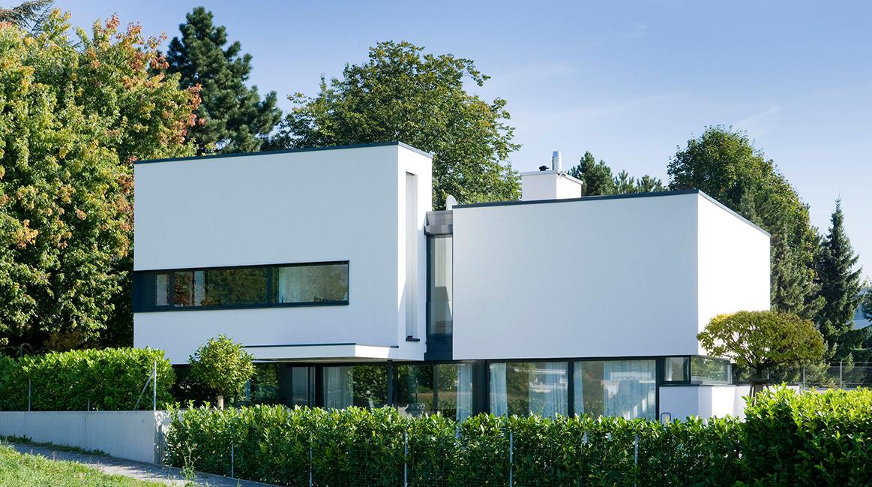 Haus hs ludwigsburg architekten bda fuchs wacker for Gartengestaltung 20 qm