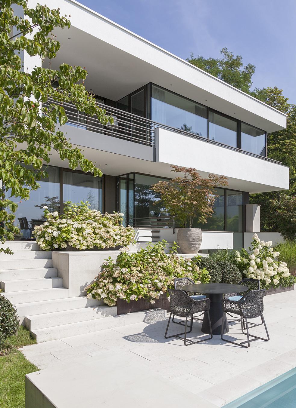 projekt haus bs stuttgart deutschland architekten bda fuchs wacker. Black Bedroom Furniture Sets. Home Design Ideas