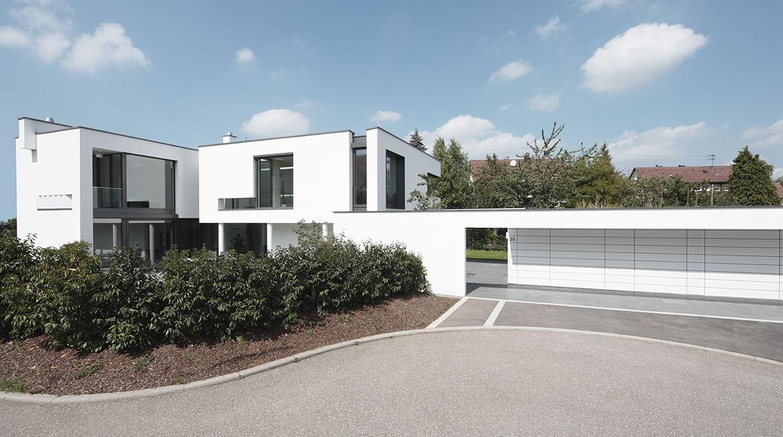 Haus hpb architekten bda fuchs wacker for Gartengestaltung 20 qm