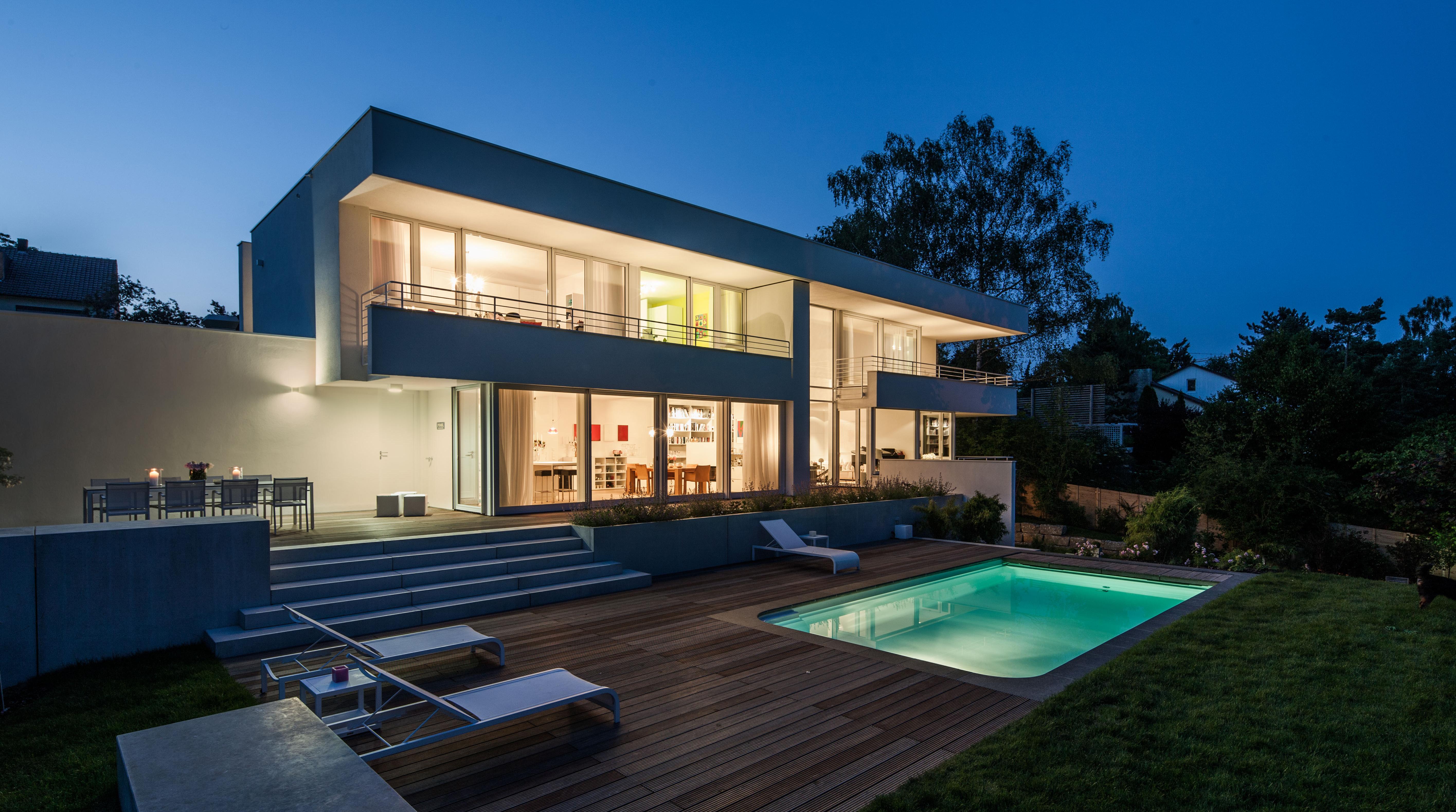 Haus jl architekten bda fuchs wacker for Gartengestaltung 20 qm