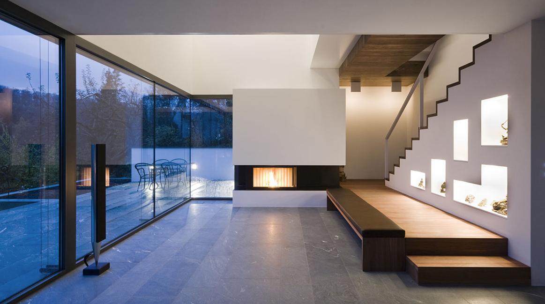 Haus rz architekten bda fuchs wacker for Gartengestaltung 70 qm