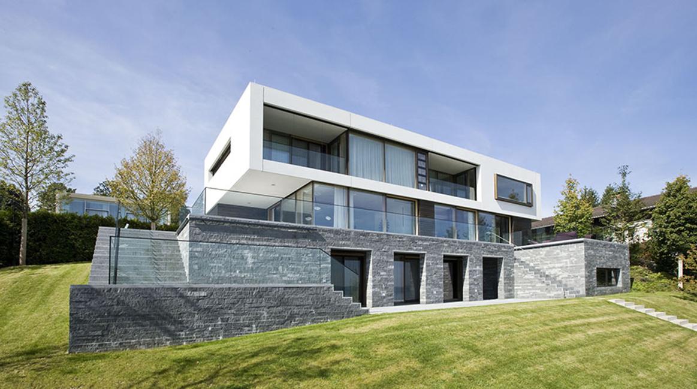 Haus tg architekten bda fuchs wacker for Gartengestaltung 20 qm